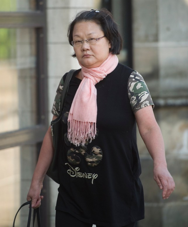 Day one of the trial at Kirkcaldy Sheriff Court of Chin Chi Chang (PIC) on charges relating to the keeping of a brothel at an address at Lord Gambier Wharf, Kirkcaldy