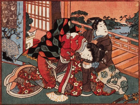 Shunga: What is this risqué Japanese erotic art really about?