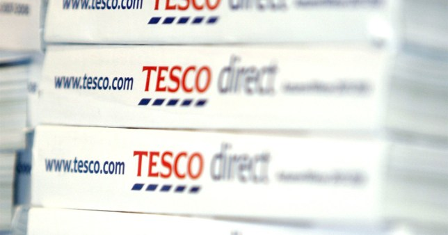 Why is Tesco Direct closing and is there a closing down sale