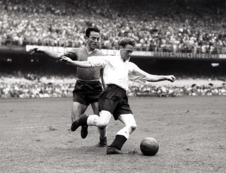699efc3ab92 Every England World Cup kit ever – from Brazil 1950 to Russia 2018 ...