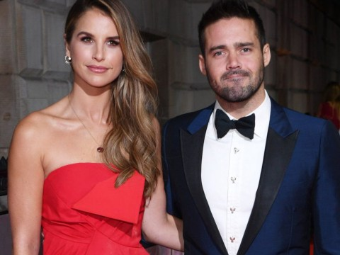 Spencer Matthews and Vogue Williams reveal tribute to late family members with baby boy's name
