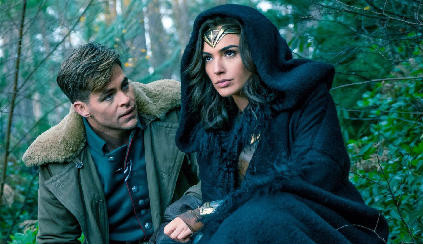 DC boss drops biggest hint yet of Wonder Woman 2's setting