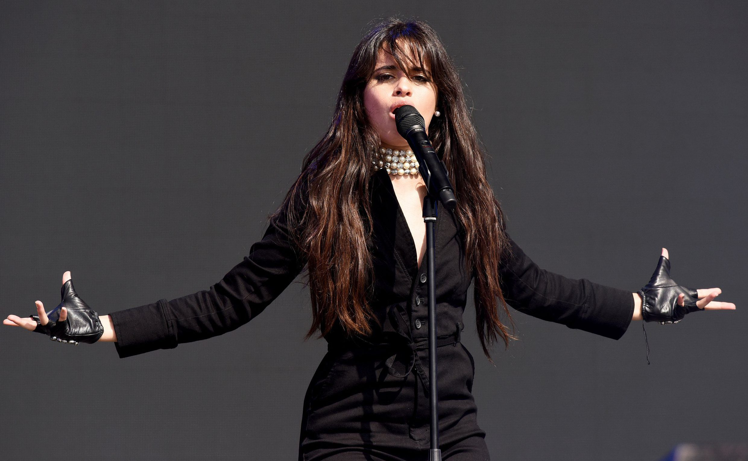 Camila Cabello has fans in tears as she sings Consequences at the Biggest Weekend