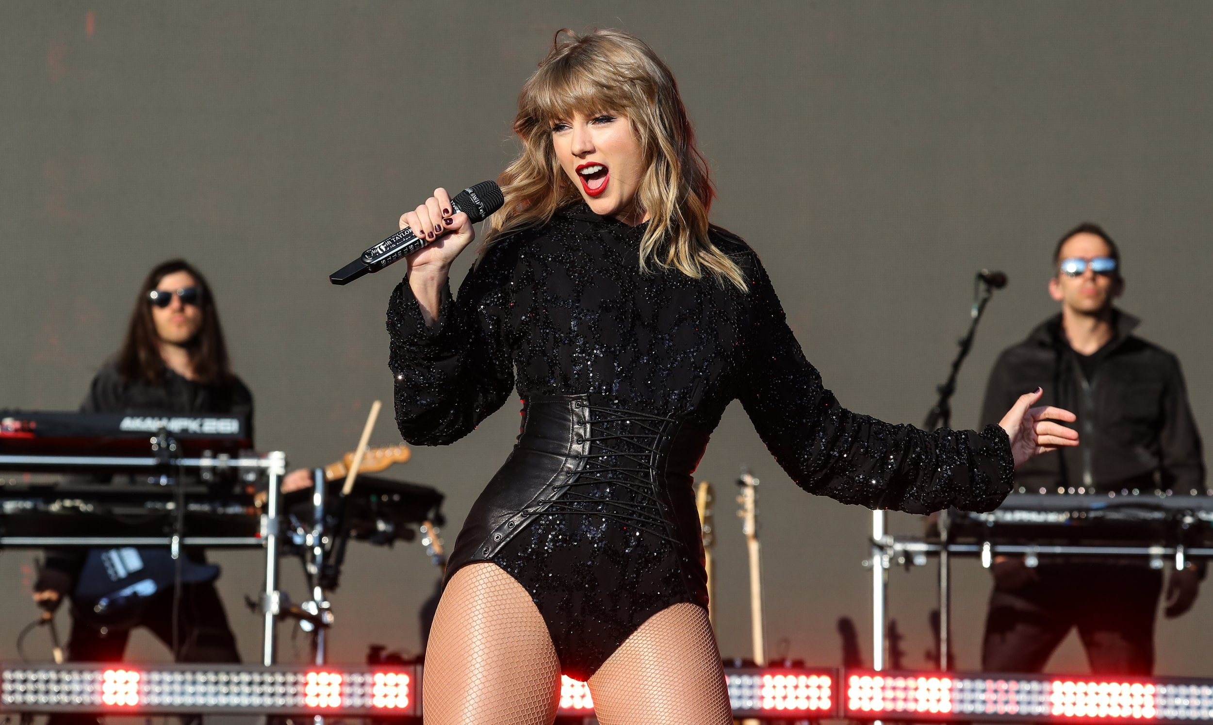 BBC Radio 1's Biggest Weekend in Singleton Park - Taylor Swift Featuring: Taylor Swift Where: Swansea, United Kingdom When: 27 May 2018 Credit: John Rainford/WENN
