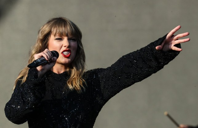 BBC Radio 1's Biggest Weekend in Singleton Park - Taylor Swift Featuring: Taylor Swift Where: Swansea, United Kingdom When: 27 May 2018 Credit: John Rainford/WENN