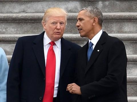 Barack Obama appears to condemn 'shameless' Donald Trump