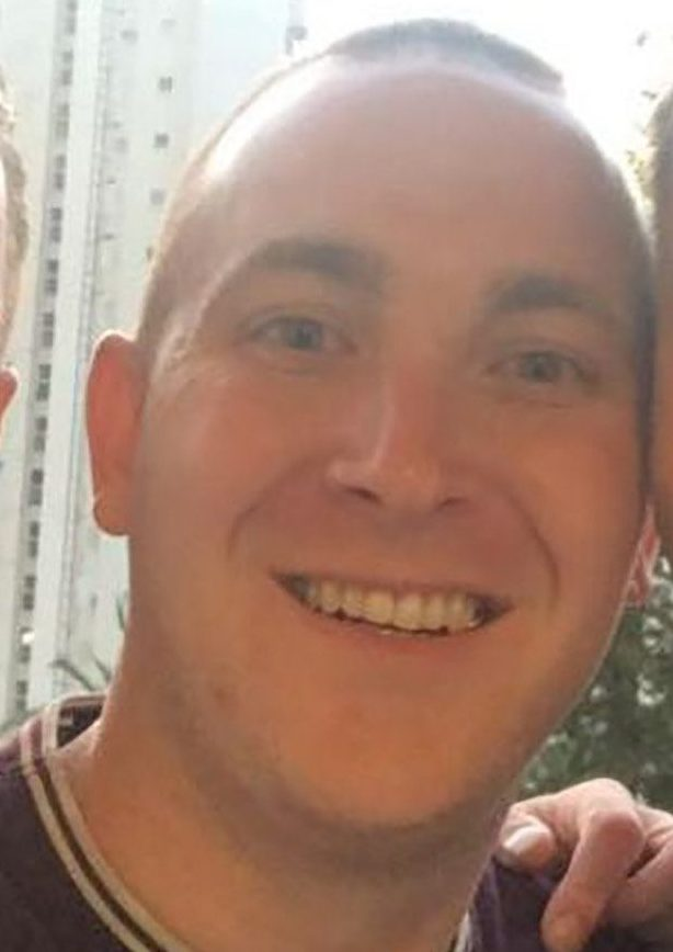 Tributes have been paid to a man who died after a car ploughed into a crowd of people in Stockport.The victim, named locally as Nathan Marshall, died in hospital following the collision outside The Salisbury Club, in Brinnington, on Sunday night.Caption: Nathan Marshall