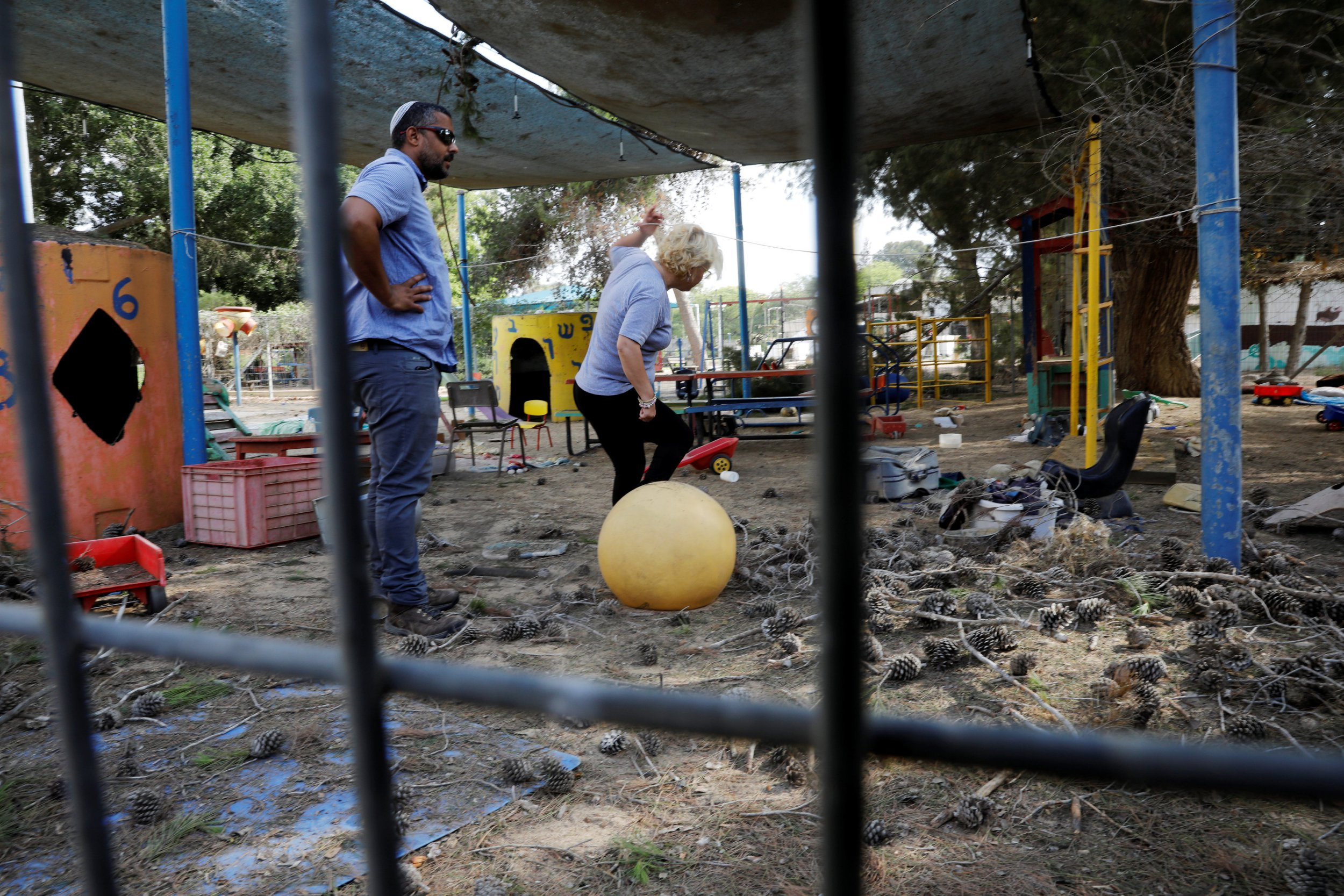 At least 25 mortars fired from Gaza into southern Israel
