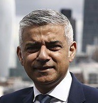 author avatar image for Sadiq Khan