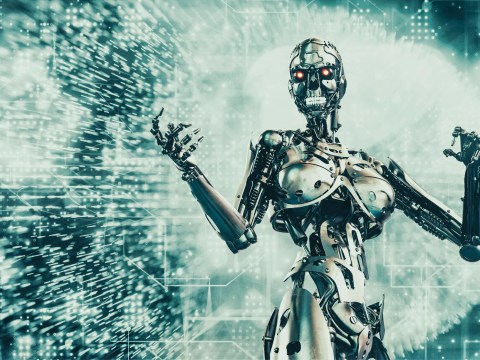 Alien killer robots may have wiped out every extraterrestrial civilisation in the universe, scientist claims