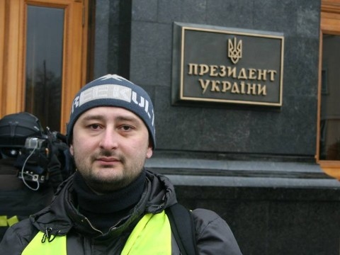 Russian journalist who criticised Vladimir Putin shot dead at home in Ukraine