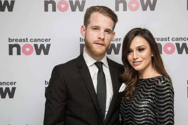 Mandatory Credit: Photo by Vianney Le Caer/REX/Shutterstock (6118466aq) Craig Monk, Cher Lloyd Pink Ribbon Ball in aid of Breast Cancer Now, London, UK - 08 Oct 2016
