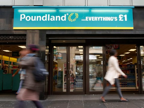 Poundland to stop selling kitchen blades because of rise in knife crime