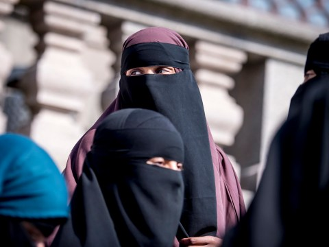 Denmark bans burkas and niqabs in public places