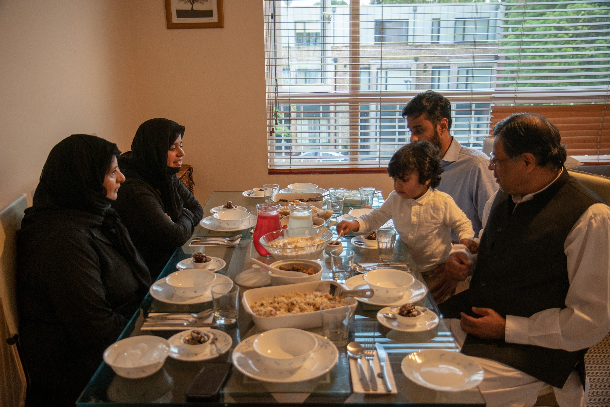 Muslims Who Fast: Quddus, an Ahmadiyya imam, celebrates Ramadan with his family