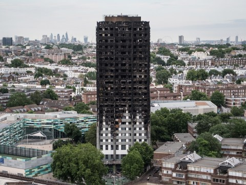 Man and woman charged over '£220,000 Grenfell Tower fraud'