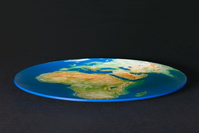 Flat Earth: Australia is fake country invented to cover up