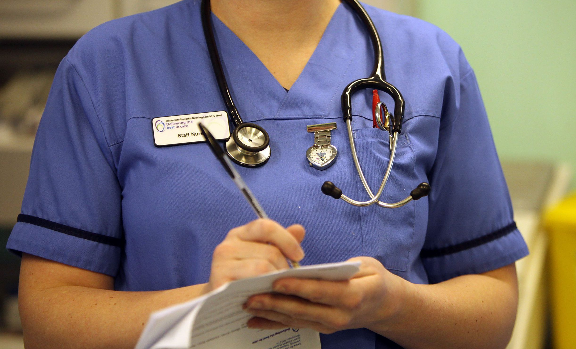 Keeping the NHS going could cost you £2,000 in extra taxes
