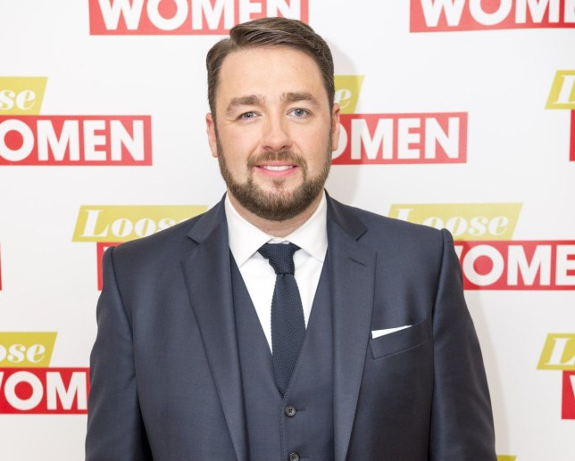JASON MANFORD - EDITORIAL USE ONLY. NO MERCHANDISING Mandatory Credit: Photo by Ken McKay/ITV/REX/Shutterstock (9142219ch) Jason Manford 'Loose Women' TV show, London, UK - 18 Oct 2017 Celeb chat: Jason Manford Jason is one of the nation's favourite comedians and has sold out shows up and down the country. But now the funnyman has turned his hand to singing and has released his debut album, a collection of musical theatre numbers. He joins us today, after his special performance, to tell us all about the album, the inspiration behind it, as well as talking to us about his own body story.