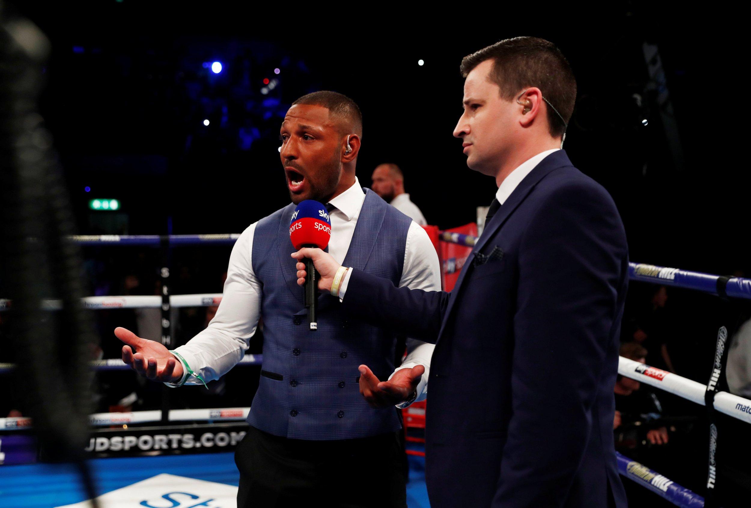 IBF and WBA (Super) champion Jarrett Hurd 'targeting' Kell Brook fight