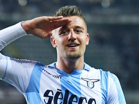 Sergej Milinkovic-Savic ends Chelsea and Manchester United's transfer hopes