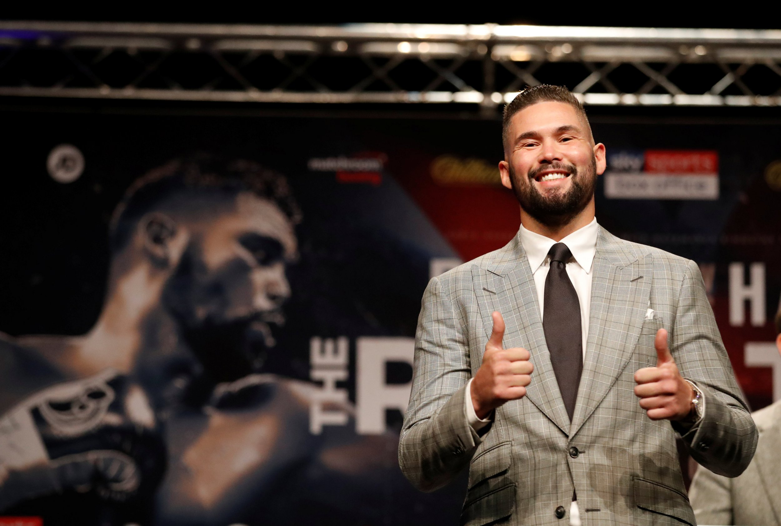David Haye is the biggest waste of talent in the history of British boxing, claims Tony Bellew