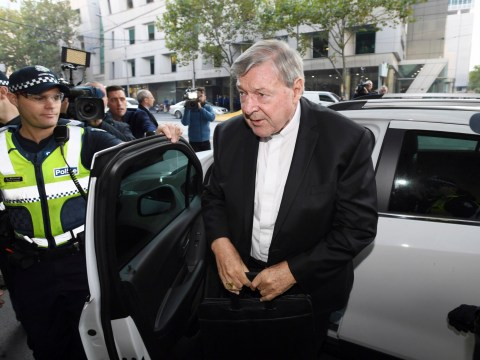 Cardinal George Pell becomes most senior Vatican official charged over Catholic sex abuse