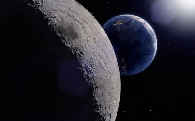 Earth had several moons which mysteriously disappeared, scientists claim