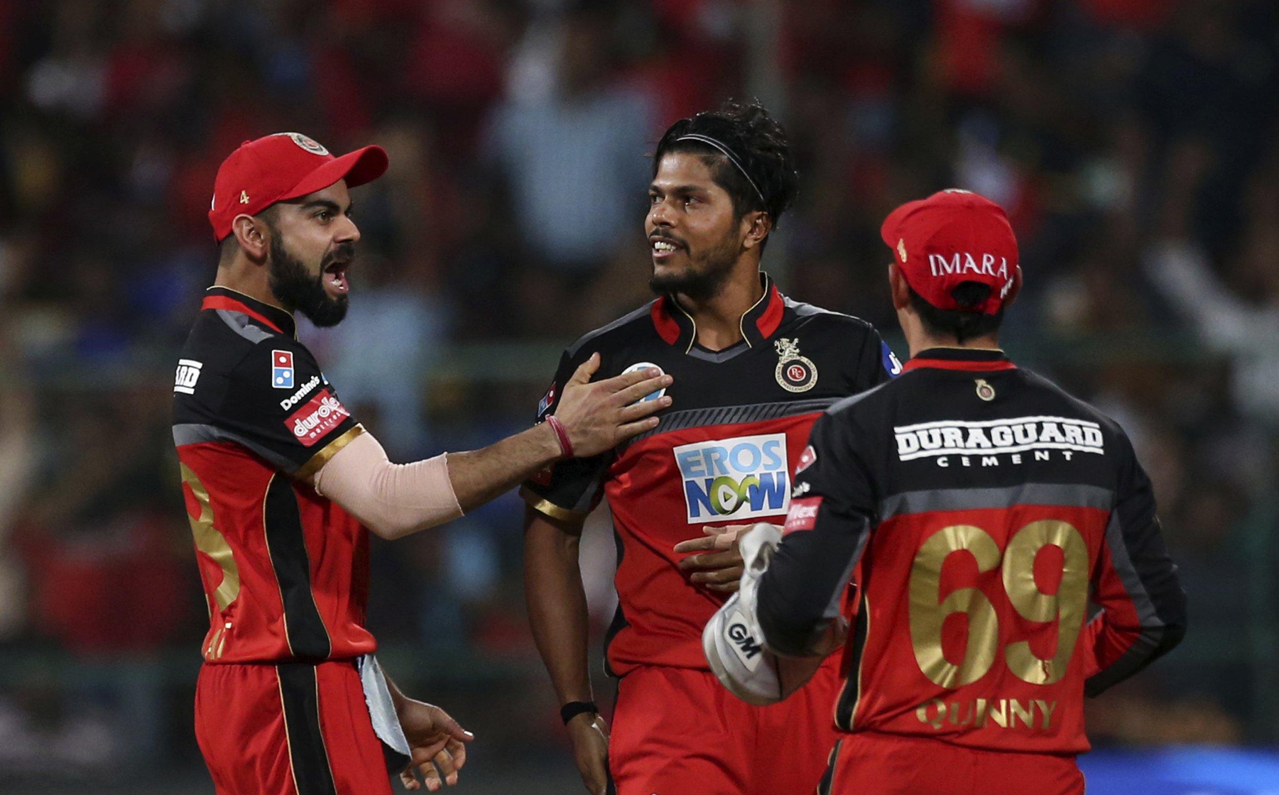 Royal Challengers Bangalore v Sunrisers Hyderabad betting preview: IPL stars Umesh Yadav and Kane Williamson expected to shine