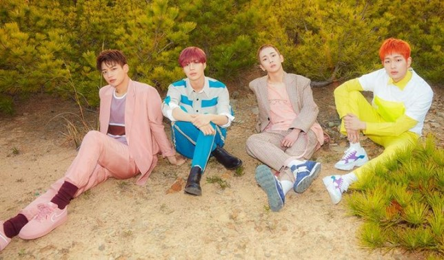 SHINee celebrate anniversary for the first time without