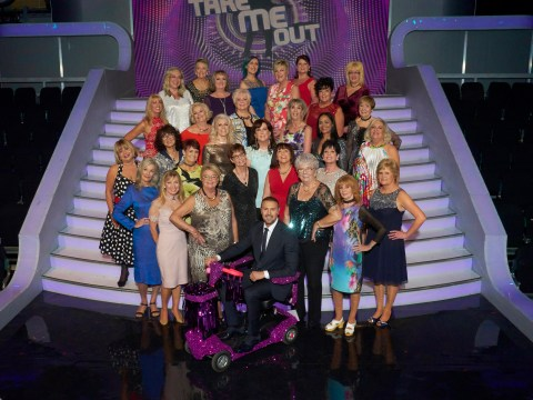 Take Me Out is doing an over-50s special and it's already the cutest thing