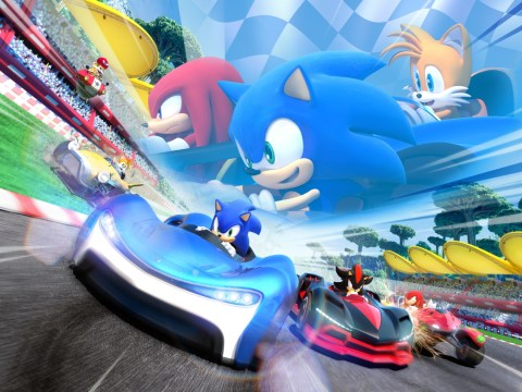 Team Sonic Racing review – gotta go-kart fast
