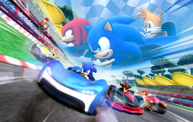 New Sonic The Hedgehog Game Underway No Clue If It S A Movie Tie In Metro News