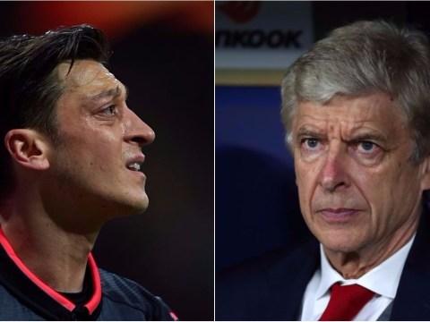 Arsene Wenger responds to Martin Keown's incredible attack on Arsenal star Mesut Ozil