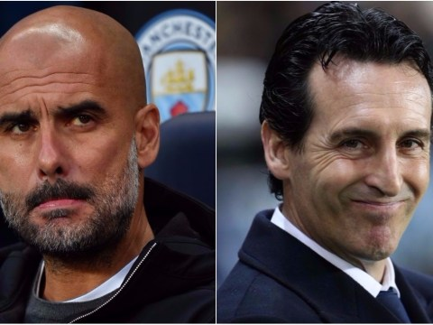 Pep Guardiola backs new Arsenal manager Unai Emery to be a success in the Premier League