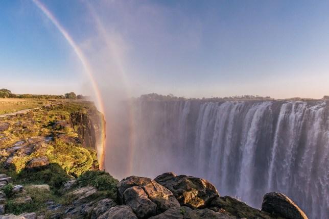 Victoria Falls are pretty spectacula