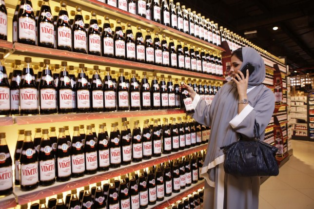 Muslims drinking Vimto during Ramadan is one tradition you probably didn't know about