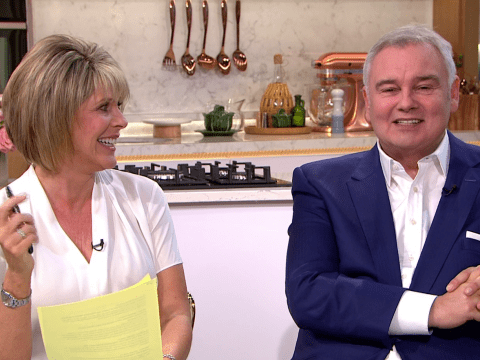 Eamonn Holmes told he was punching above his weight with wife Ruth Langsford