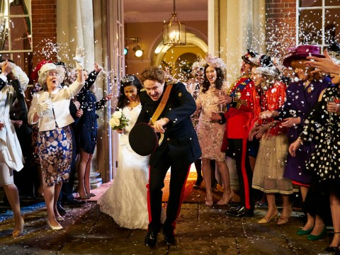 The Windsors Royal Wedding special proves a triumph with viewers: 'Funniest thing on TV this year'