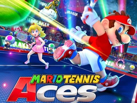 Mario Tennis Aces review – mushrooms before strawberries