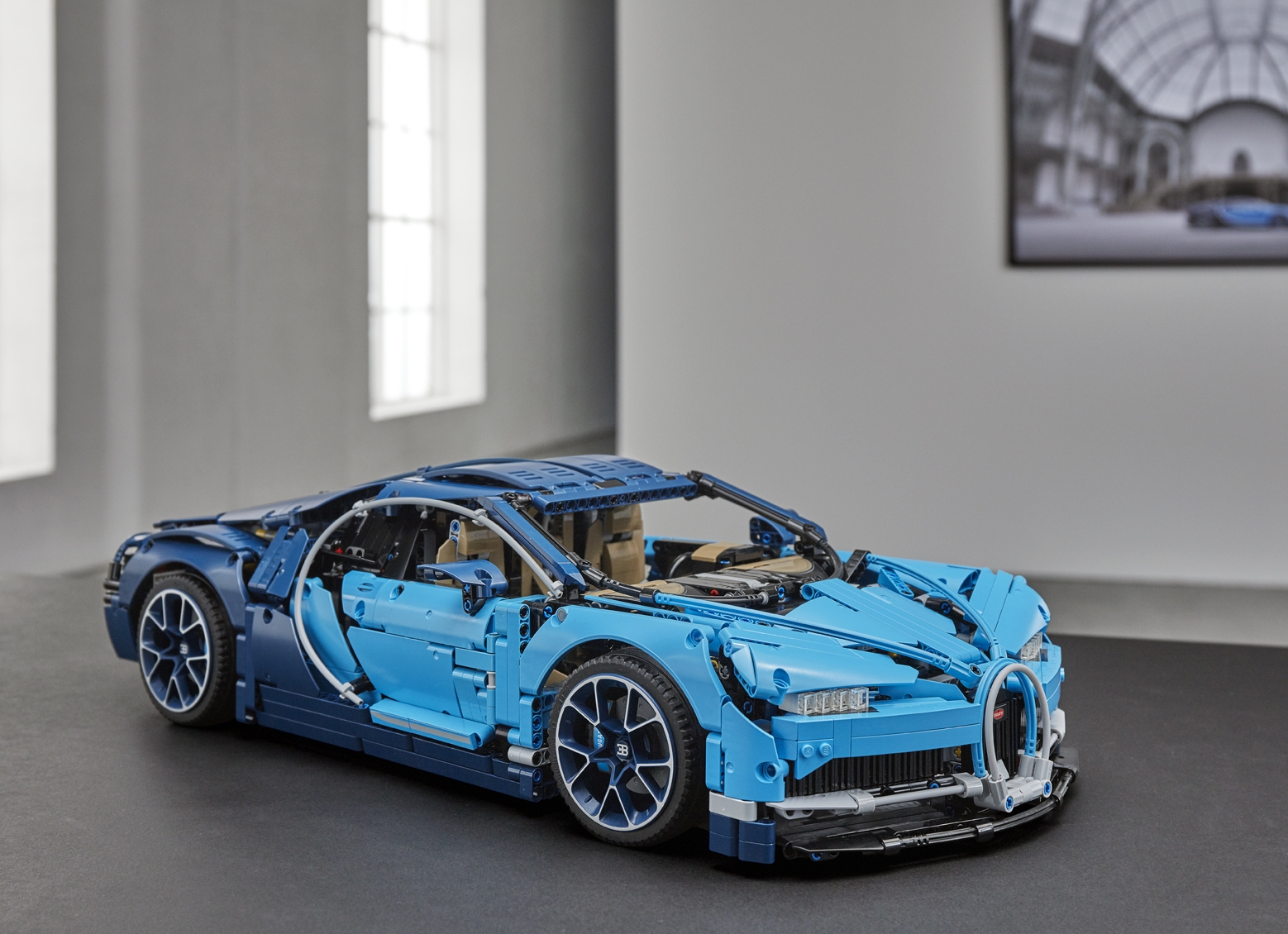 Lego and Bugatti – a match made in Denmark