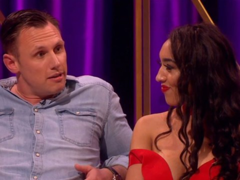 Blind Date airs most cringe moment ever as two hopefuls hook up after pairing with different people
