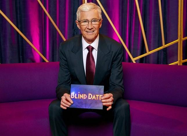 Paul O'Grady Blind Date