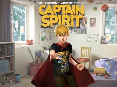 The Awesome Adventures Of Captain Spirit review – Life Is Strange 1.9
