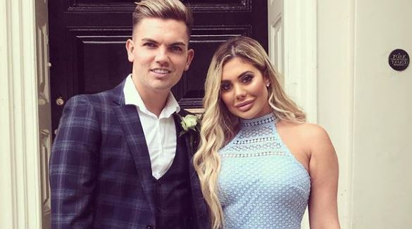 Chloe Ferry and Sam Gowland have 'romantic' encounter ruined by Nathan Henry on Geordie Shore