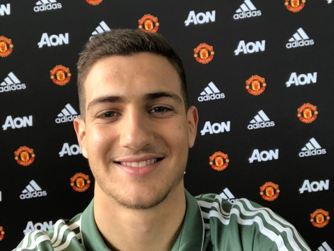 Diogo Dalot sends message to Manchester United fans after completing transfer