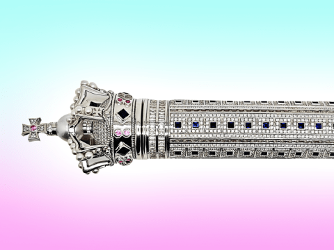 Is this the world's most expensive sex toy?