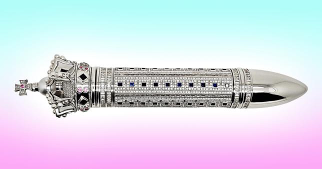 Million dollar vibrator