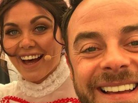 Scarlett Moffatt refuses to take down bedside snap of Ant McPartlin after romance rumours