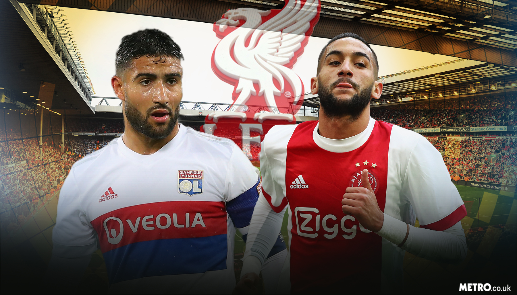 Four players Liverpool could sign instead of Nabil Fekir after transfer collapse